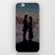 TYPOGRAPHIC PRINCESS BRI… iPhone & iPod Skin