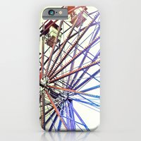 iPhone & iPod Case featuring Modern Spin on Neolithic Technology by Elina Cate
