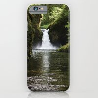 Punchbowl Falls. iPhone 6 Slim Case
