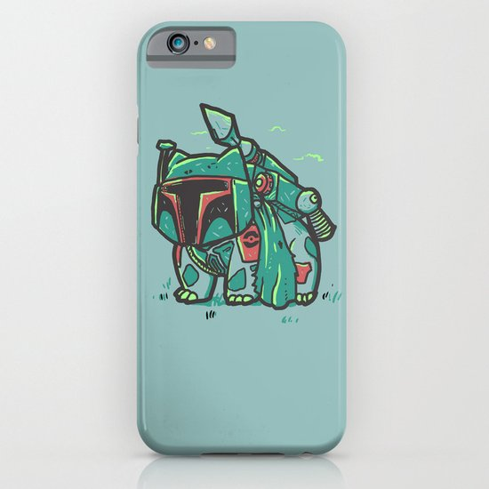 BulbaFett iPhone & iPod Case