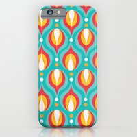 Colorful Dewdrops iPhone 6 Slim Case