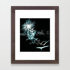 The Tempest Framed Art Print