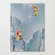 Follow Alice Into Wonder… Canvas Print