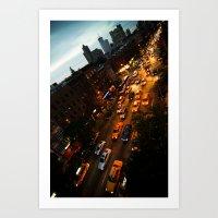 9th Avenue Art Print