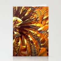 Gooey Chocolate Caramel Nougat #1 Stationery Cards