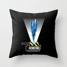 Pac-Trap Throw Pillow