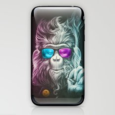 Smoky iPhone & iPod Skin