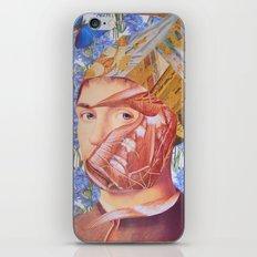 SALVATOR MUNDI iPhone & iPod Skin