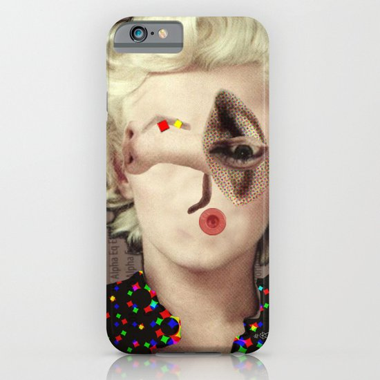 Mix Marilyn Collage 2 iPhone & iPod Case