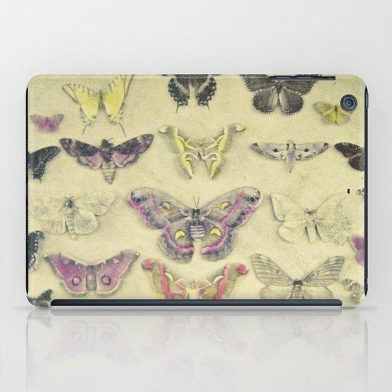 Butterflies and Moths iPad Case