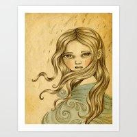 Sow Your Light Art Print