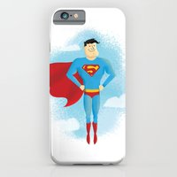 Look! Up in the sky! iPhone 6 Slim Case
