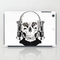 Revolver Beard iPad Case