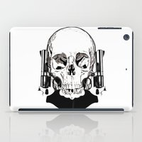 Revolver Beard iPad Case