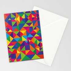 Cores Stationery Cards