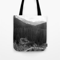Lets Get Lost, The Valle… Tote Bag