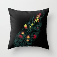 AVANT GARDE'n V2 Throw Pillow