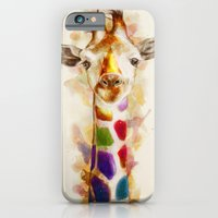 iPhone & iPod Case featuring Colorful day by beart24