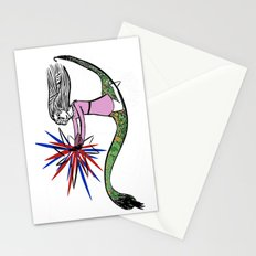 My superpowers Stationery Cards