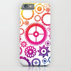 Color Cogs. iPhone 6s Slim Case