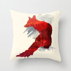 Bad Memories Throw Pillow
