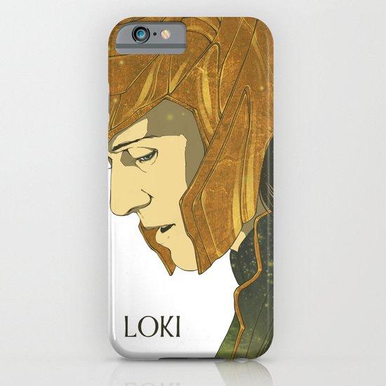 Loki  iPhone & iPod Case