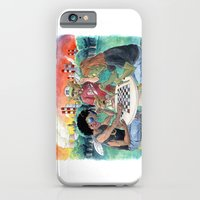 Mutant League Checkers iPhone 6 Slim Case