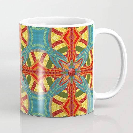 Thistle Pattern Mug