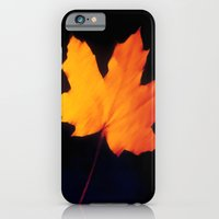 iPhone & iPod Case featuring Autumn Leaves by Amdis Rain