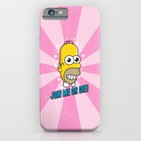 Brave Corporate Logo iPhone 6 Slim Case