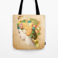 Tote Bag featuring Ceres by Diogo Verissimo