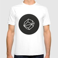 Sign Mens Fitted Tee White SMALL