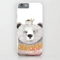 iPhone & iPod Case featuring Mr. Bear by missmalagata