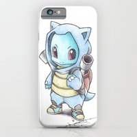 iPhone Cases featuring Blast from the... Future? by Randy C