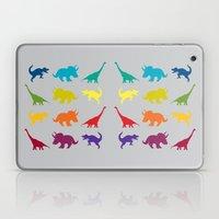 Dino Parade 2 Laptop & iPad Skin