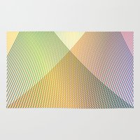 Gradient Strings Rug
