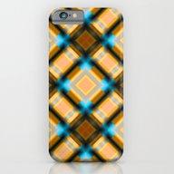 Square Pattern Serie 1 Y… iPhone 6 Slim Case