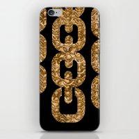 Fools Gold iPhone & iPod Skin