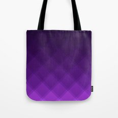 Grape Tile Pattern Tote Bag