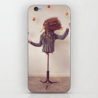 The Juggler iPhone & iPod Skin