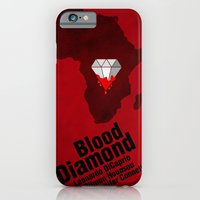 Blood Diamond Poster iPhone 6 Slim Case
