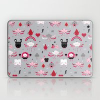 Bloody Family Pattern Laptop & iPad Skin