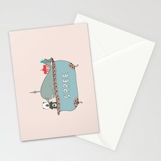 When in Berlin Stationery Cards