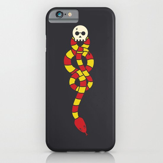 The Scarf Mark iPhone & iPod Case
