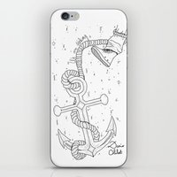 We Are Sinking iPhone & iPod Skin