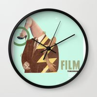 Charles Brown The Story … Wall Clock