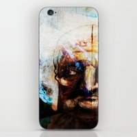 Old Paint iPhone & iPod Skin