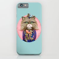 iPhone & iPod Case featuring Rich Pussy by KShaimanova