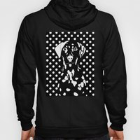 Dog and dot Hoody