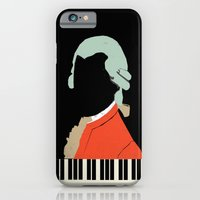 Mozart  iPhone 6 Slim Case